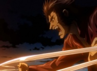 Wolverine Anime Clip 2