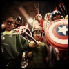 FanExpo 2011: Young Marvel Cosplayers
