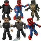 Amazing Spider-Man Minimates Swing Into Action