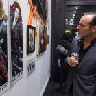 Clark Gregg (Agent Phil Coulson) at Gallery1988 in Los Angeles
