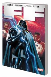 FF BY JONATHAN HICKMAN VOL. 2 TPB (Trade Paperback)