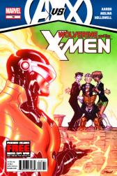 Wolverine &amp; the X-Men #18 