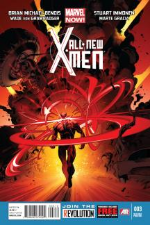 All-New X-Men #3  (2nd Printing Variant)