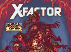 X-Factor (2005) #252 Cover