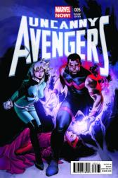 Uncanny Avengers #5  (Coipel Variant)