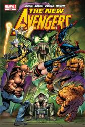 New Avengers #16.1 
