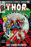 Thor (1966) #327 Cover