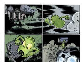 All-New Doop #1 preview art by David Lafuente