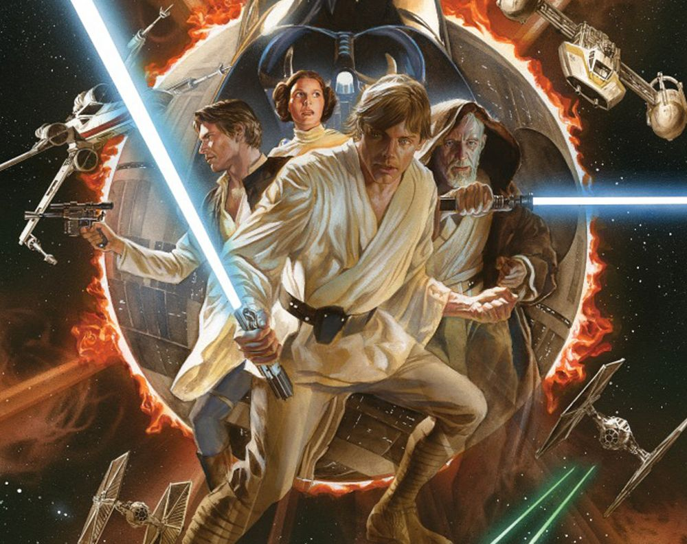 See the Star Wars Variant Covers