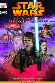 Star Wars: Episode Iii - Revenge Of The Sith #1