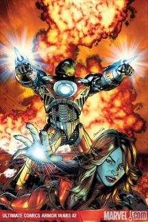 Ultimate Comics Armor Wars (2009) #2