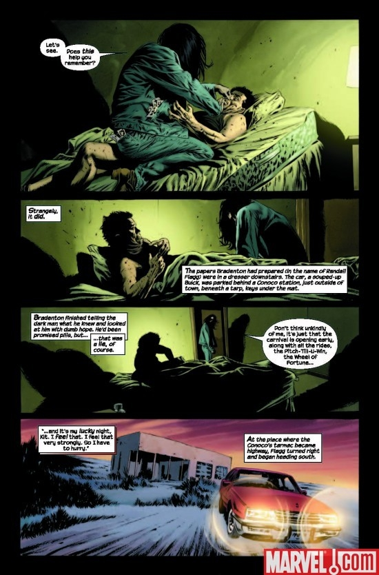 THE STAND: AMERICAN NIGHTMARES #2, page 2