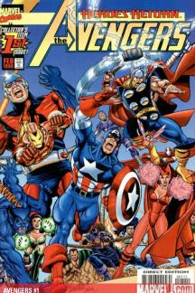 Avengers (1998) #1