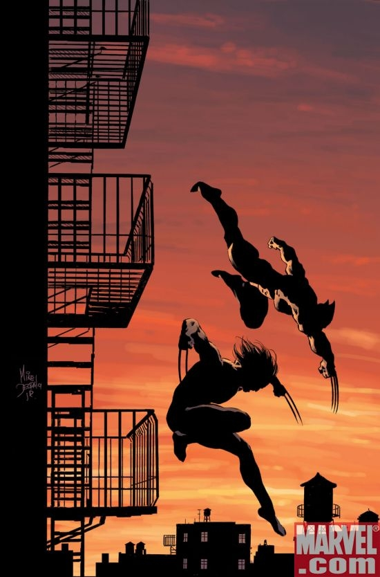 WOLVERINE: ORIGINS #31 cover by Mike Deodato
