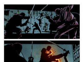 DAREDEVIL #112 Preview Art