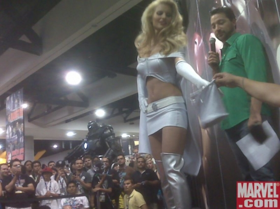 Fashion Show: Emma Frost 2