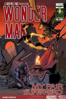 Wonder Man (2006) #5