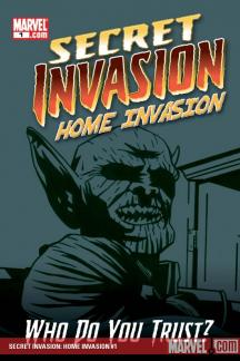 Secret Invasion: Home Invasion (2008) #1