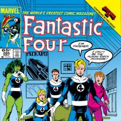 FANTASTIC FOUR #285