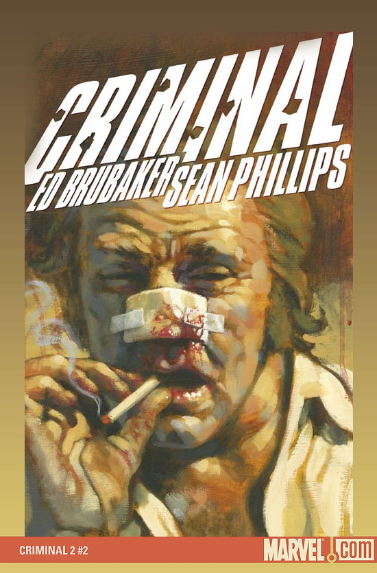 CRIMINAL 2 #2