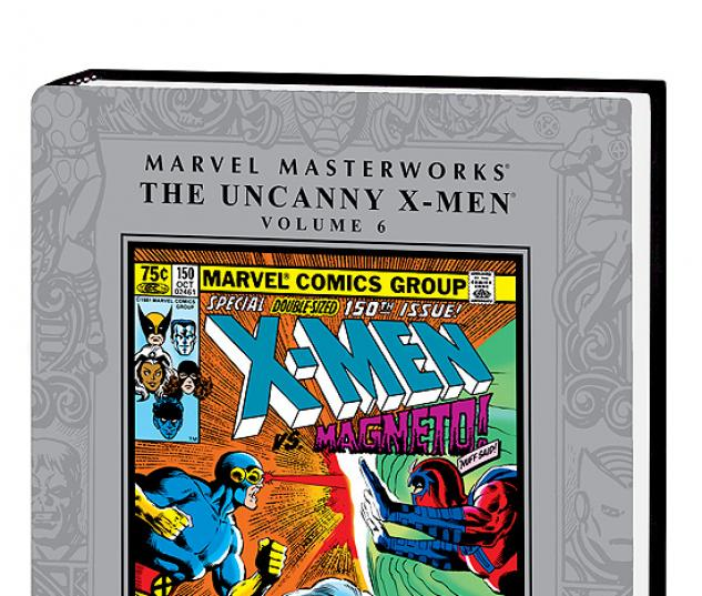 MARVEL MASTERWORKS: THE UNCANNY X-MEN VOL. 6 #0