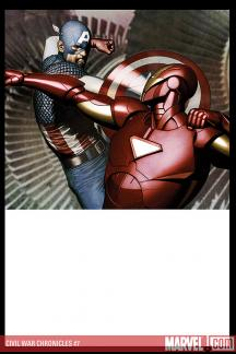 Civil War Chronicles (2007) #7