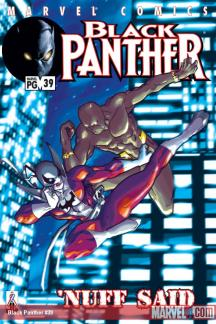 Black Panther (1998) #39