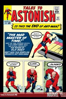 Tales to Astonish (1959) #43