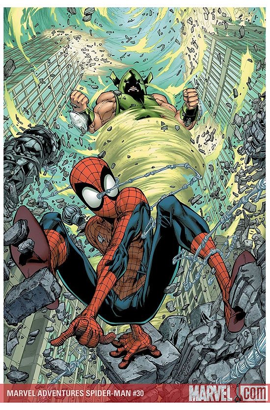 MARVEL ADVENTURES SPIDER-MAN #30