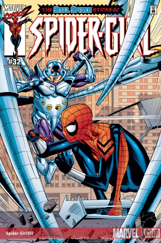Spider-Girl (1998) #32