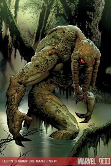 Legion of Monsters: Man-Thing #1