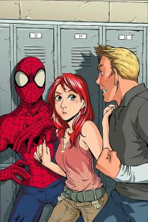 Spider-Man Loves Mary Jane (2005) #2