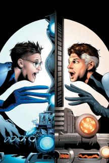Ultimate Fantastic Four #21  (variant cover)