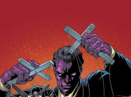 NEW THUNDERBOLTS (2007) #10 COVER