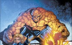 MARVEL AGE FANTASTIC FOUR (2003) #5 COVER