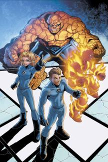 Marvel Age Fantastic Four #5