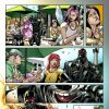X-MEN #1 preview art by Paco Medina 7