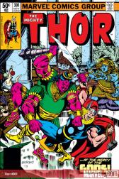 Thor #301 
