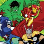 See Images of Avengers: Earth's Mightiest Heroes
