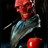 The Red Skull Legendary Scale Bust from Sideshow Collectibles