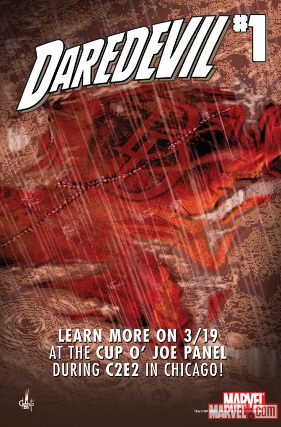 The Daredevil #1 Teaser