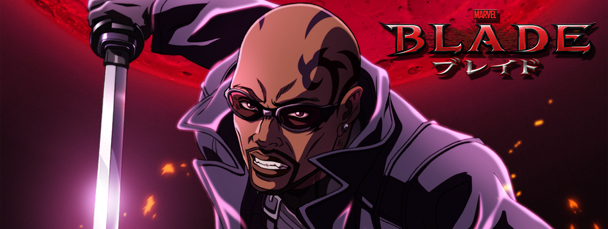 FIRST LOOK: Blade Anime