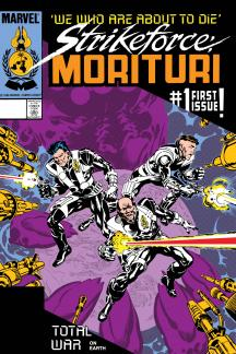 Strikeforce: Morituri - We Who Are About to Die (2011) #1