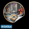 Marvel Knights Animation GetGlue-exclusive digital sticker