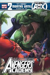 Avengers Academy #25 