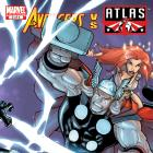 Avengers Vs. Atlas (2010) #2