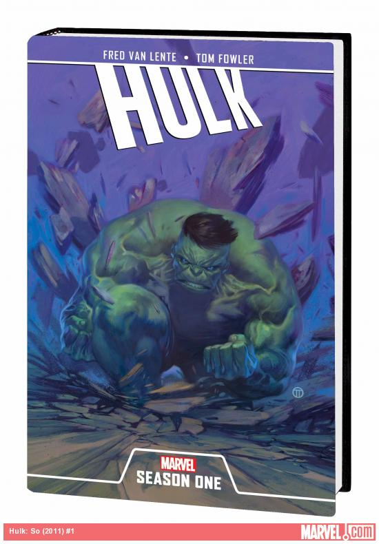 HULK: SEASON ONE