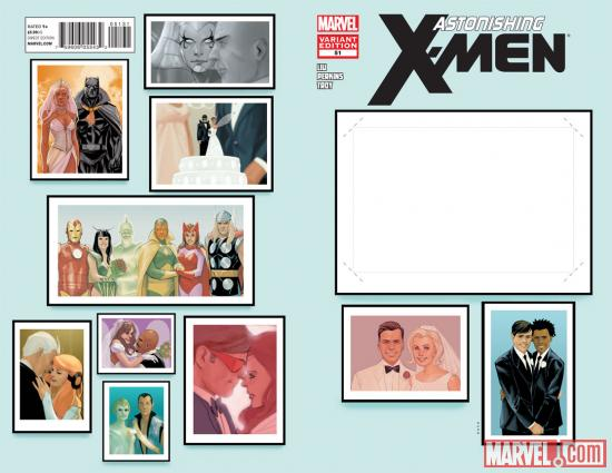 Astonishing X-Men #51 Variant Cover by Phil Noto