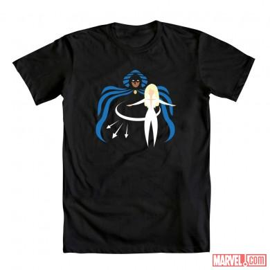 WeLoveFine Minimalist Cloak and Dagger Shirt