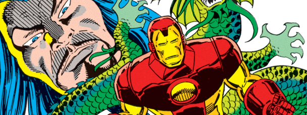 The History of Iron Man Pt. 29